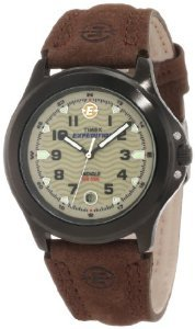 Timex T47012 Metal Expedition Leather