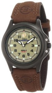 Timex Womens T47042 Expedition Leather