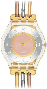 Swatch Womens Sfk240b Quartz Stainless