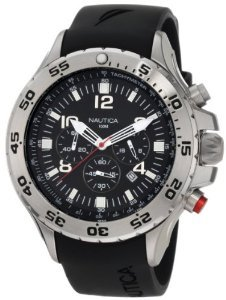 Nautica Mens N14536 Chronograph Watch