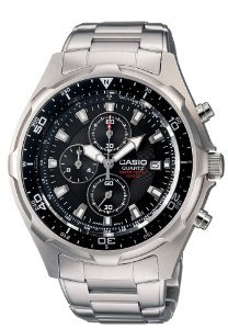 Casio Amw330d 1av Chronograph Stainless Steel