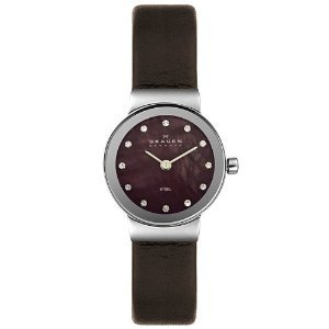 Skagen 358xssld Collection Crystal Accented