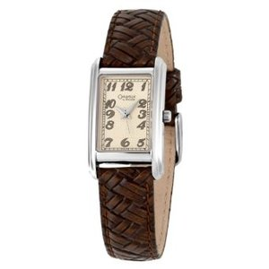 Caravelle Bulova Womens 43l114 Leather