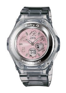 Casio Womens Bga100 8b Baby G Analog