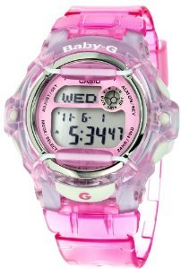 Casio Womens Bg169r 4 Baby G Digital