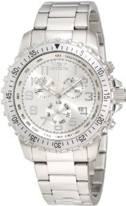 Invicta Collection Chronograph Stainless Silver