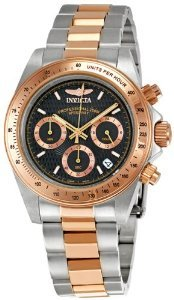 Invicta 6932 Professional Chronograph Gold Plated