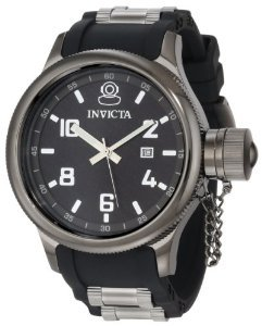 Invicta 0555 Russian Collection Rubber