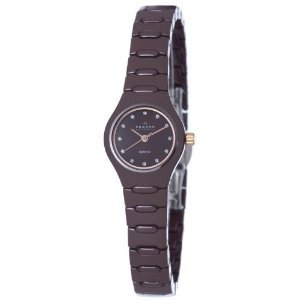 Skagen Womens 816xsdxc1 Ceramic Brown