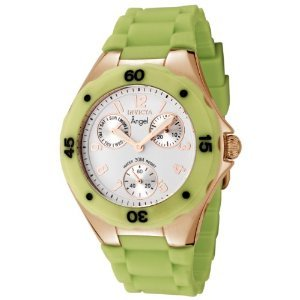 Invicta 0713 Collection Gold Plated Polyurethane