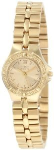 Invicta 0137 Wildflower Collection Gold Plated
