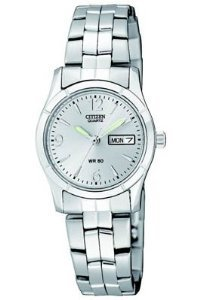 Citizen Quartz Stainless Silver Womens
