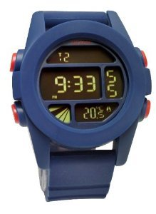 Nixon Unit Watch Mens Navy