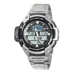 Casio Sgw400hd 1b Sport Multi Function Watch