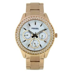 Fossil Womens Es2861 Stainless Analog