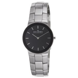 Skagen 430lsxb1 Steel Black Stainless