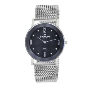 Skagen Womens 39lssb1 Quartz Stainless