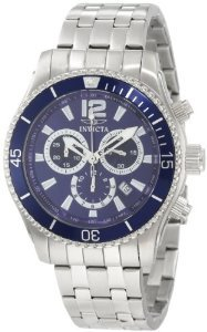 Invicta 0620 Collection Chronograph Stainless