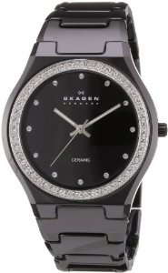 Skagen Womens 813lxbc Ceramic Crystal