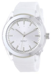 Esprit Womens Es900642001 White Analog