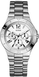Guess U11645l1 Active Shine Silver