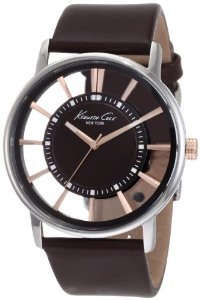 Kenneth Cole Kc1781 Transparent Clear