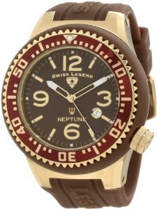 Swiss Legend 21818p Yg 04 Neptune Silicone