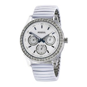 Fossil Es2953 Expandable Bracelet Crystallized