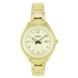 Fossil Womens Am4365 Stainless Analog