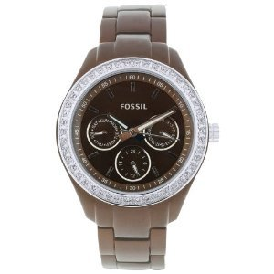 Fossil Womens Es2949 Stainless Analog