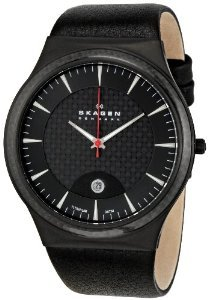 Skagen 234xxltlb Denmark Black Watch