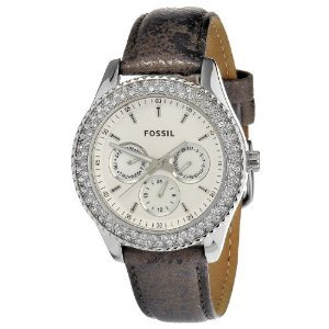 Fossil Womens Es2995 Stella Leather