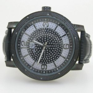 Super Techno 0 10ctw Diamond Watch