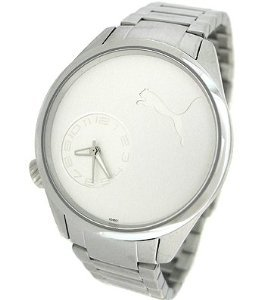 Stainless Steel Silver Womens Pu102462005