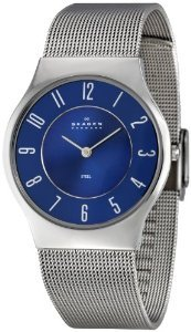Skagen 233lssnc Steel Bracelet Watch