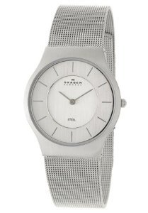 Skagen 233lss Steel Silver Watch