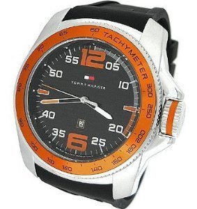 Tommy Hilfiger Silicone Strap Watch