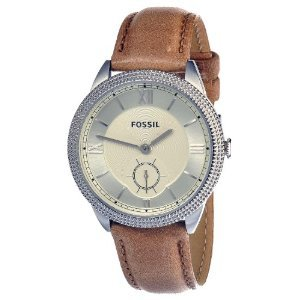 Fossil Womens Es3066 Sydney Leather