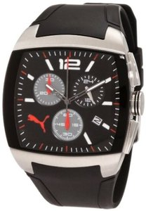 Puma Mens Pu102721002 Analog Watch
