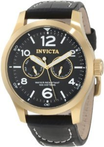 Invicta 10491 Specialty Military Leather