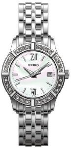 Seiko Dress Womens Quartz Sxde49