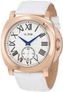 A_line Womens 80007 Rg 02 Wh Textured Leather