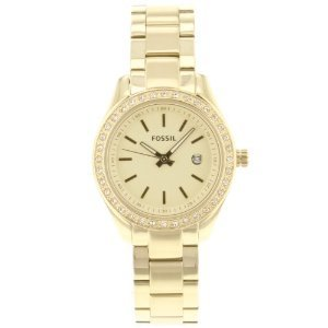 Fossil Womens Es3107 Stainless Analog