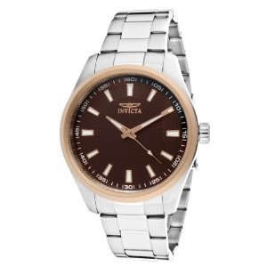 Invicta 12827 Specialty Brown Watch