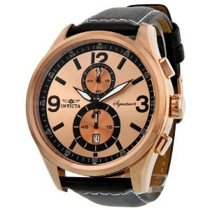 Invicta Signature Elegant Chronograph Watch